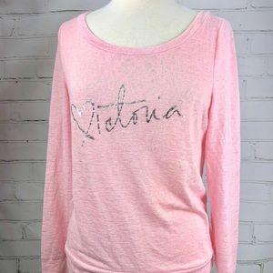 Victorias Secret pj's long sleeve